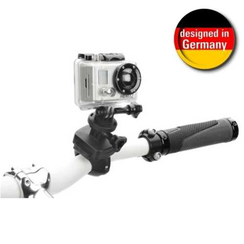 xirrix actioncam fahrrad motorrad halterung kugelgelenk. Black Bedroom Furniture Sets. Home Design Ideas
