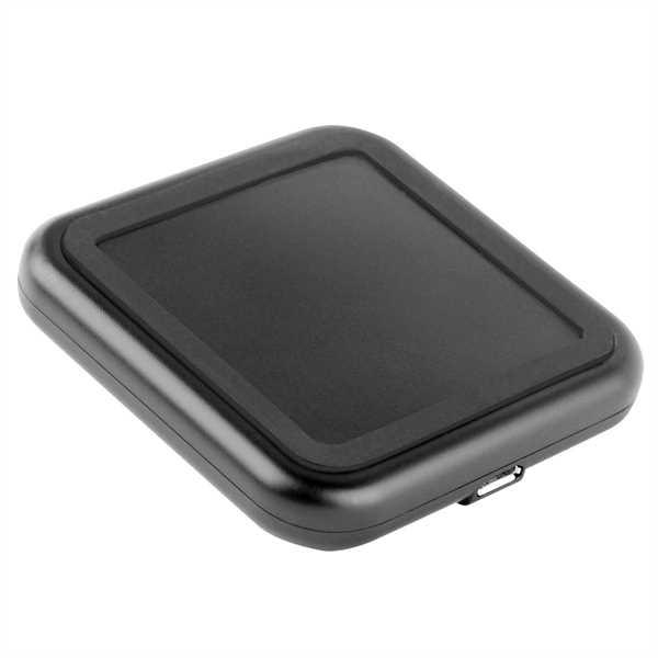 kabelloses laden wireless qi charger ladestation 5v dc 1 5a qi f hig mit usb kabel 1m. Black Bedroom Furniture Sets. Home Design Ideas