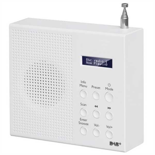 digitales dab fm radio mit lcd display dual wecker. Black Bedroom Furniture Sets. Home Design Ideas