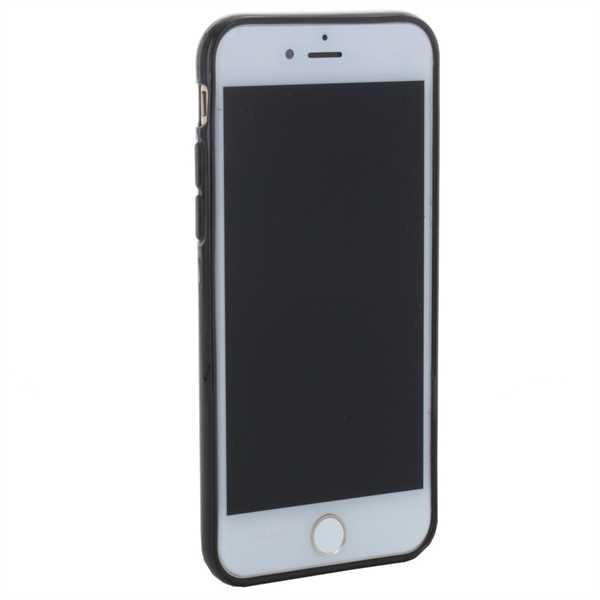 tpu h lle tasche f r apple iphone 8 iphone 7 schwarz. Black Bedroom Furniture Sets. Home Design Ideas