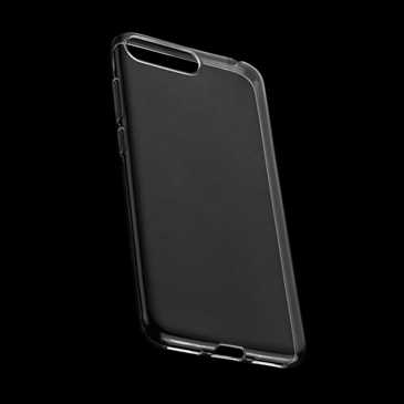 Ultra Slim TPU CaseTasche für Huawei Y6 (2018) - Transparent